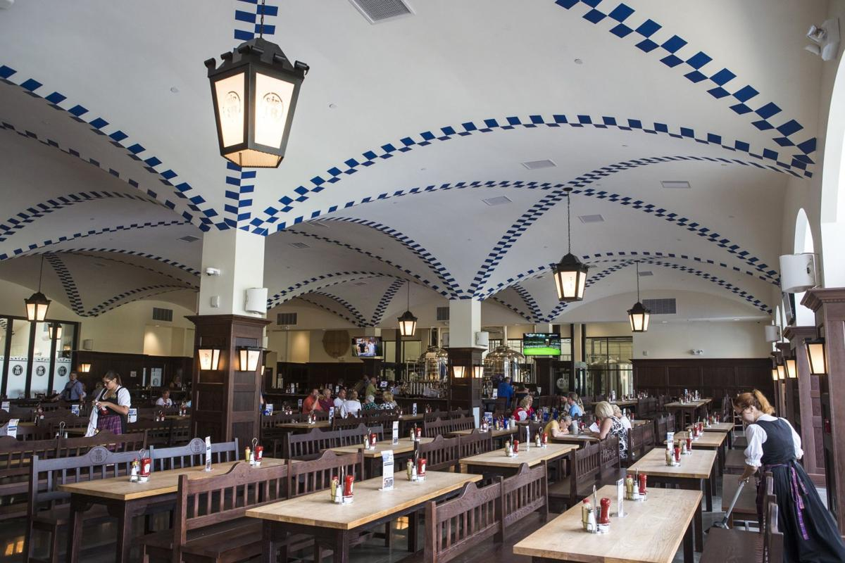 Hofbräuhaus St Louis German Beer Hall In Belleville On Thursday July 5 2018 Photo By Ryan Michalesko Of The Post Dispatch