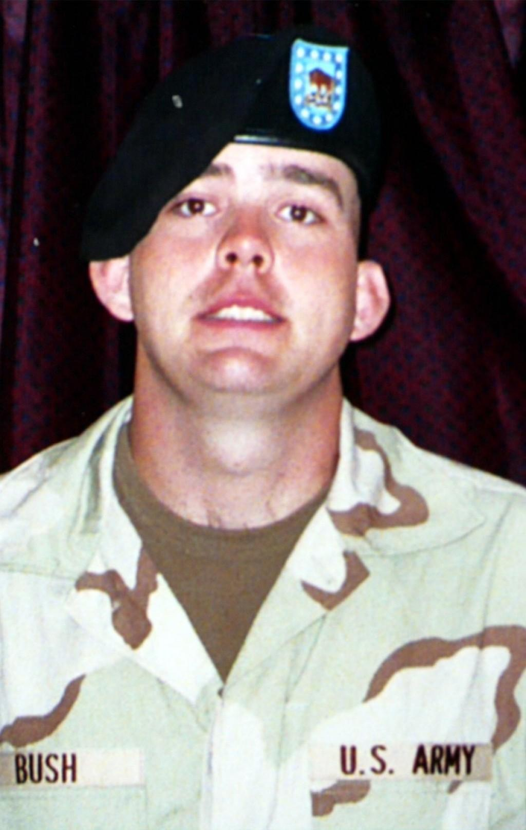 Soldier's unexplained death in Iraq stuns family
