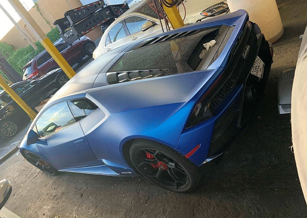 2020 Lamborghini