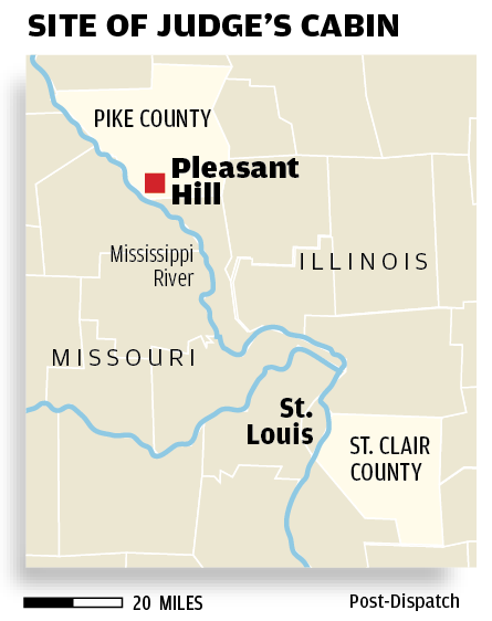 Pike County Illinois Map Stltoday Com