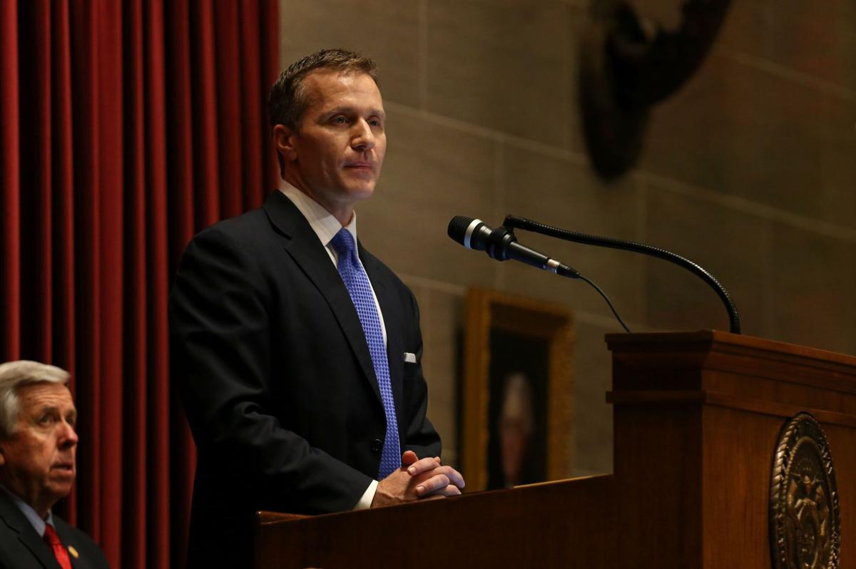 Greitens delivers State of the State address