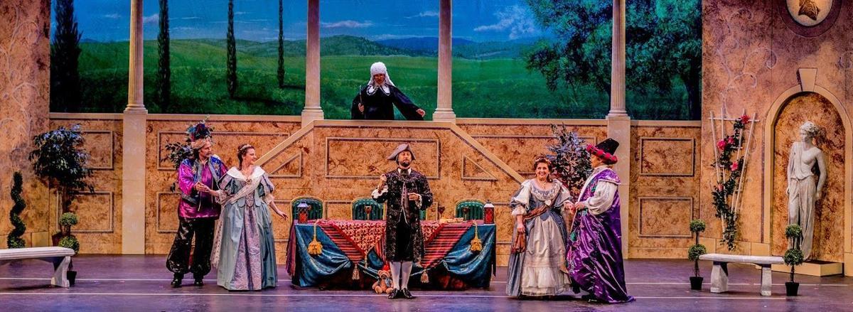 Winter Opera St. Louis: 'Cosi fan tutte'