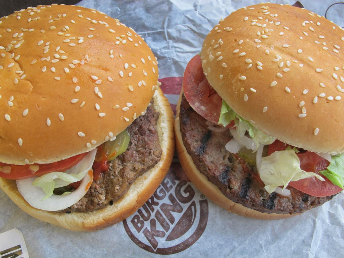 Burger King's Impossible Whopper tastes even better than the real thing