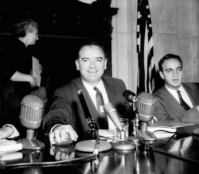 P-D was among those smeared by McCarthy