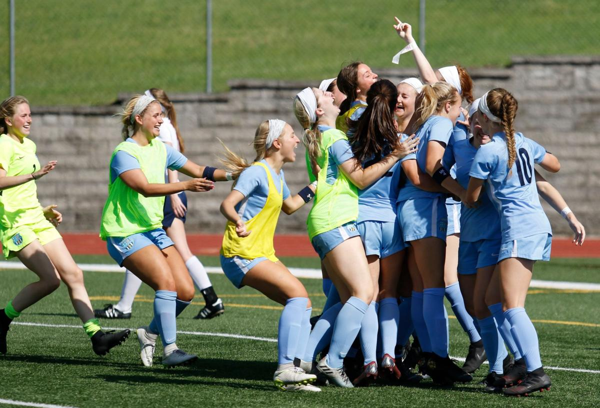 Liberty at St. Dominic Girls Soccer