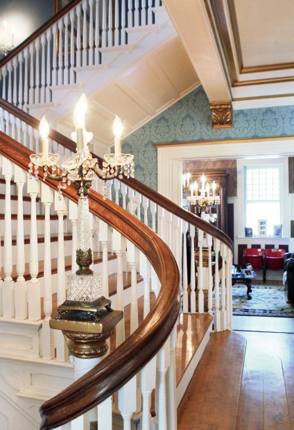 At Home: Patti and Kevin Short's historic Central West End home