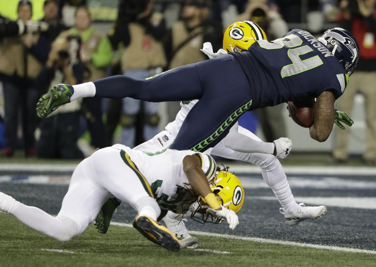 Seahawks rally to edge past Packers