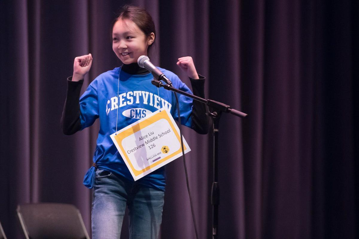 2018 St. Louis Post-Dispatch Spelling Bee at McKendree University