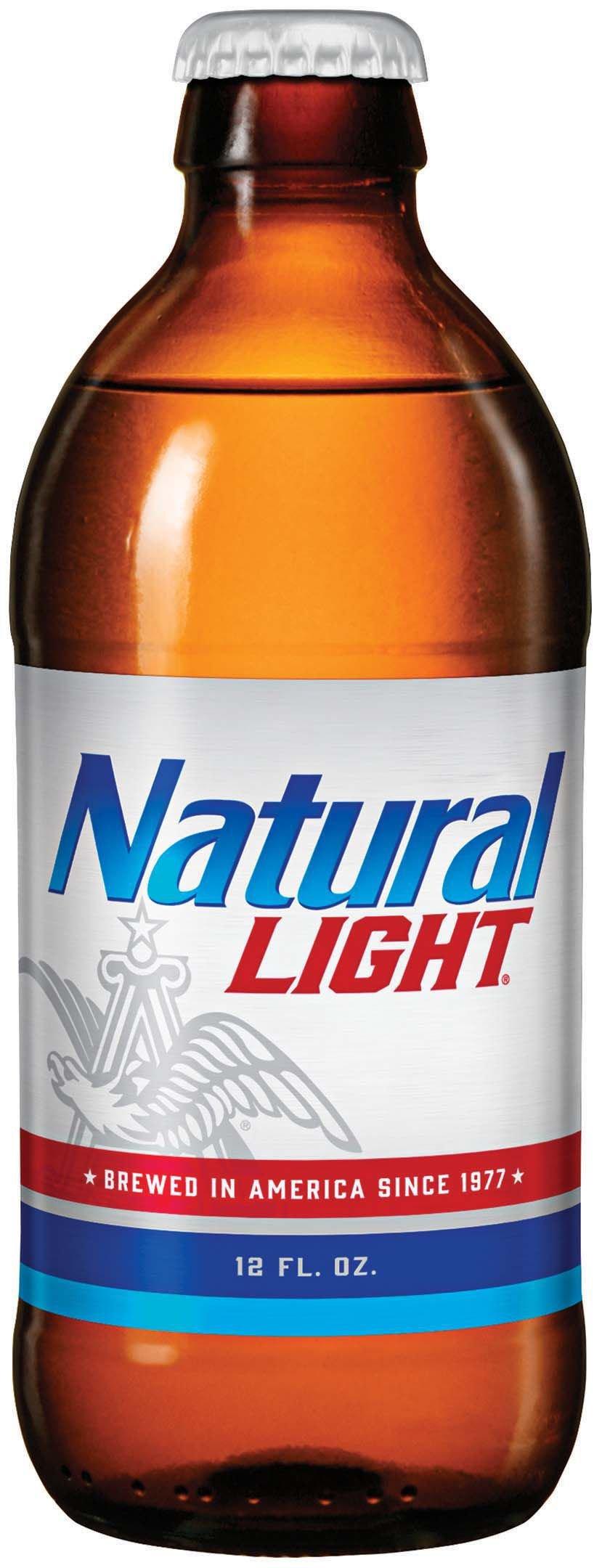 Natural Light In Bottles