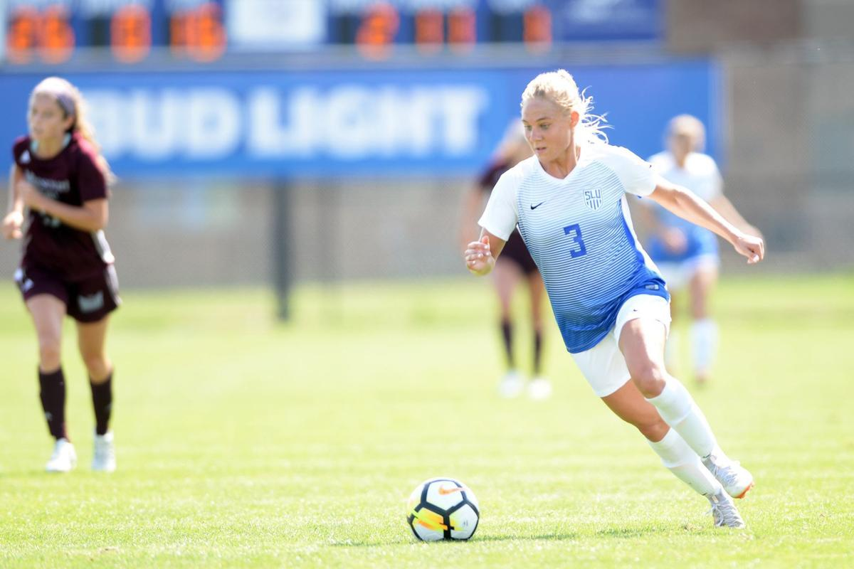 Maddie Pokorny, SLU soccer