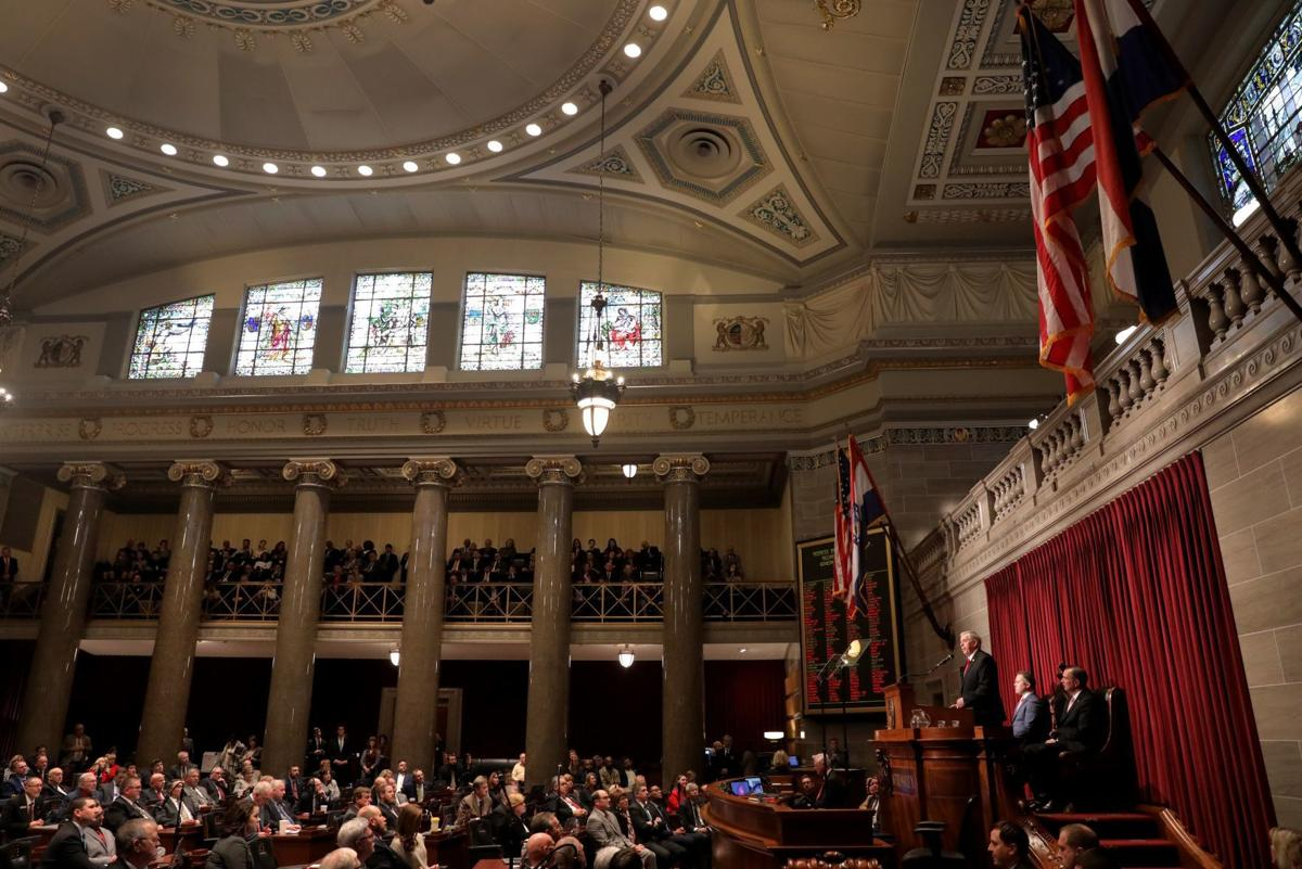 Gov. Mike Parson delivers State of the State address against 2020 election backdrop