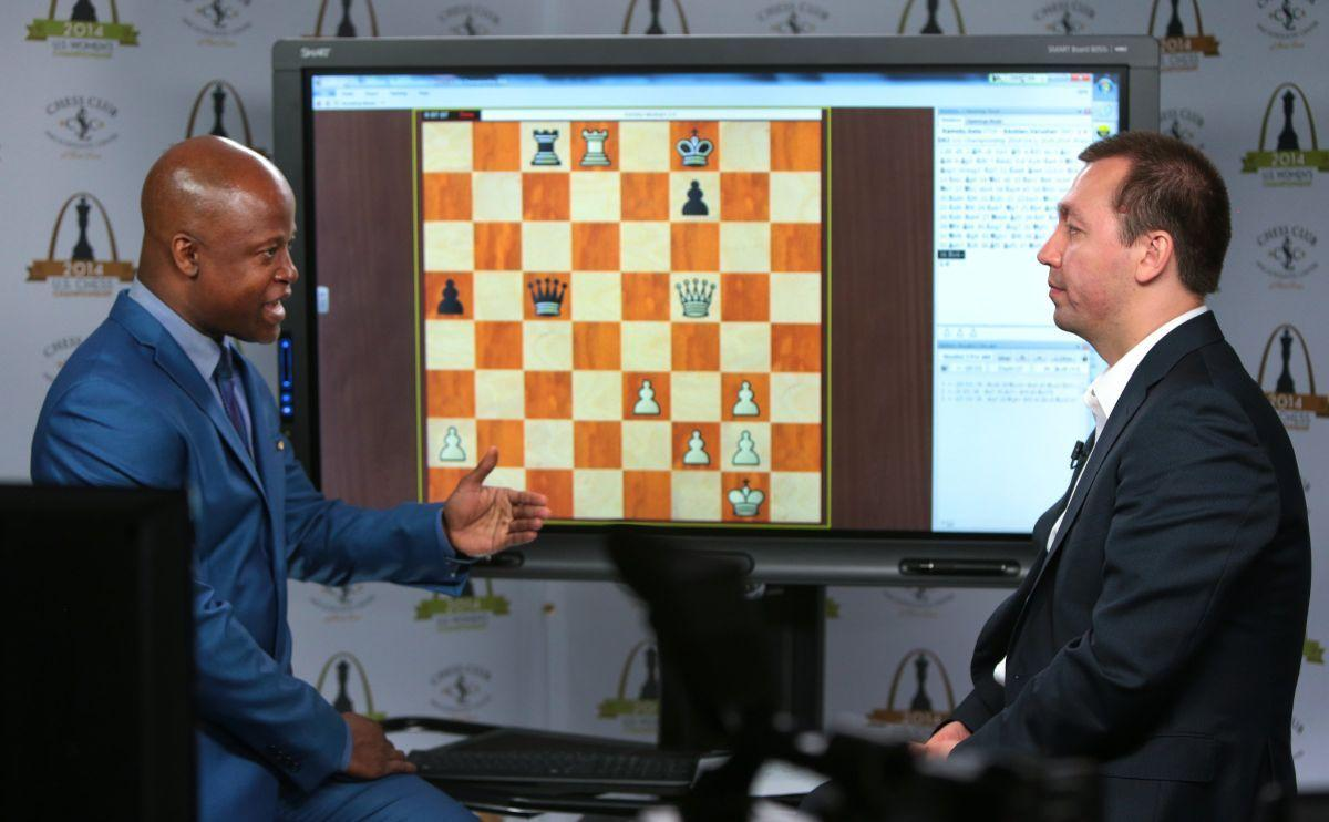U.S. Chess Champions crowned