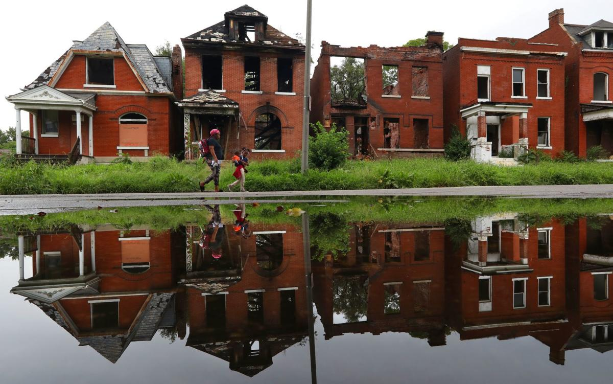Ghost town: Vacant neighbors, vacant homes