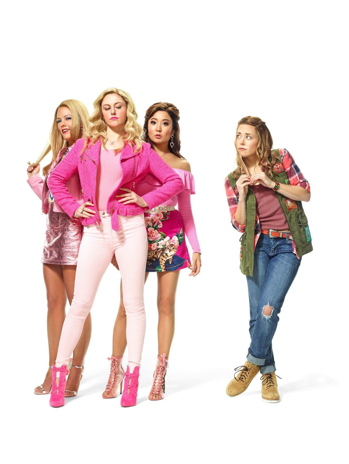 Life As A Plastic Is Fantastic For Broadway Mean Girls Star Taylor Louderman Arts And Theater Stltoday Com Ashley park, gretchen weiners the actor made her broadway debut in mamma mia! star taylor louderman