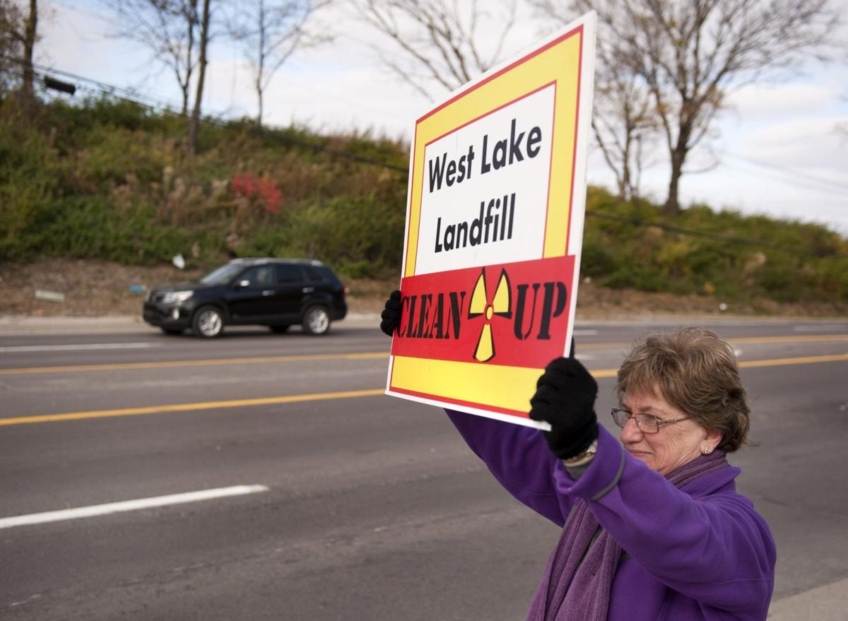 Nuns call for West Lake Landfill cleanup