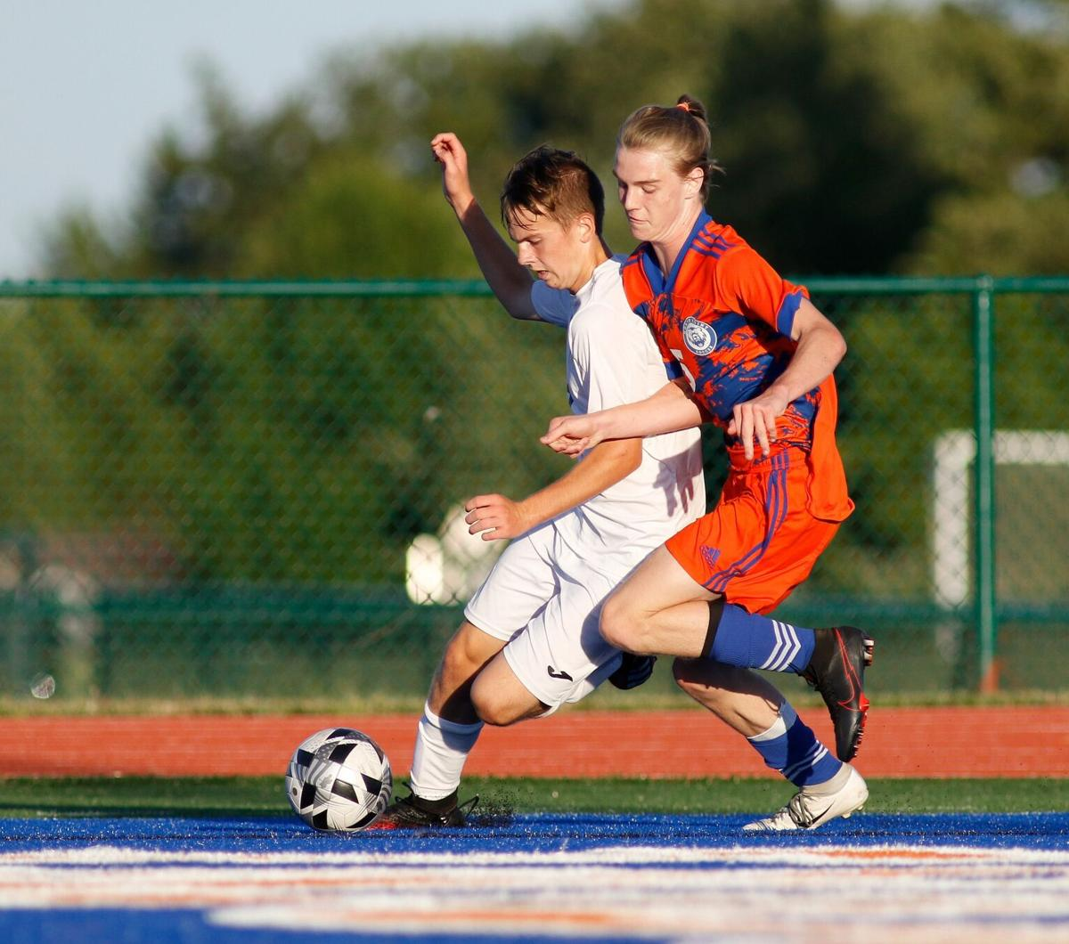 Francis Howell North at North Point Boys Soccer