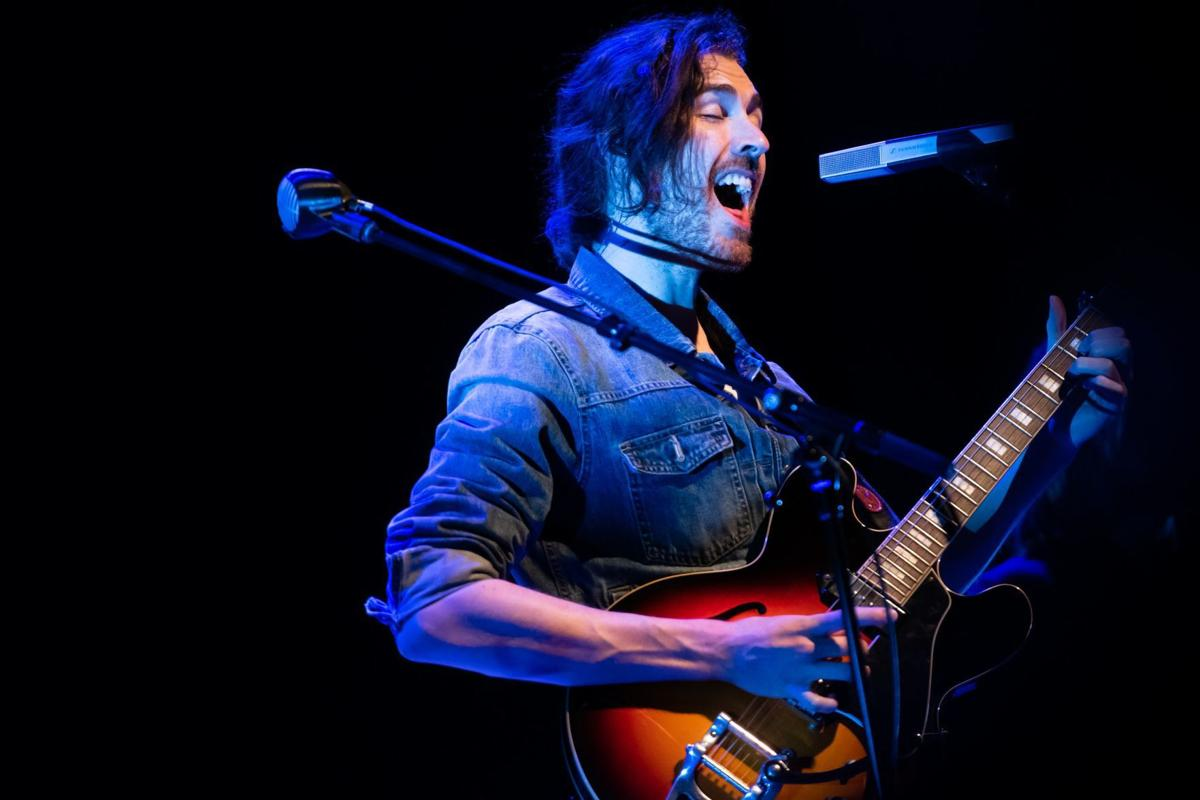 iParty: Hozier plays the Stifel Theatre
