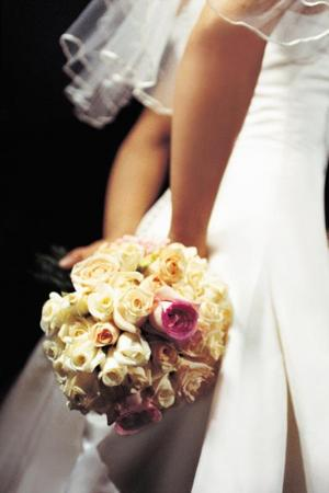 Bride Bouquet Detail