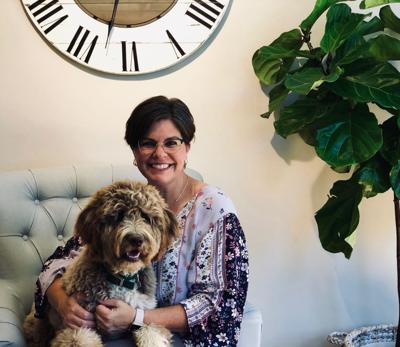 Amy Miller and Teddy