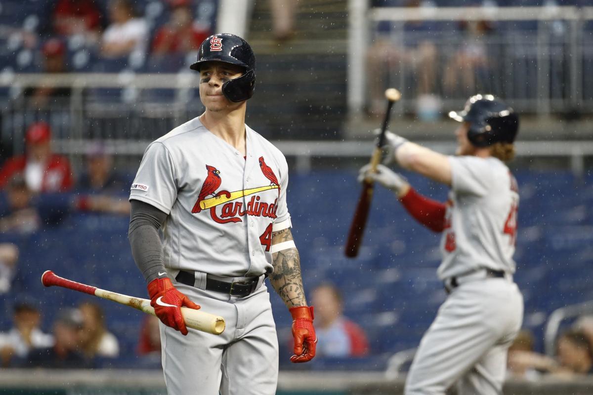 Cardinals Nationals Baseball (copy)