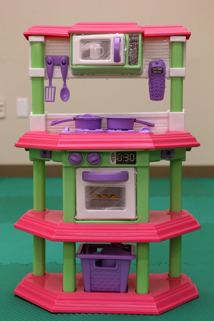 American Plastic Toys My Very Own Gourmet Kitchen ($29.99)
