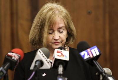 Krewson announces her decision not to seek another term