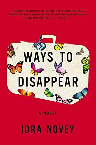 'Ways to Disappear' by Idra Novey