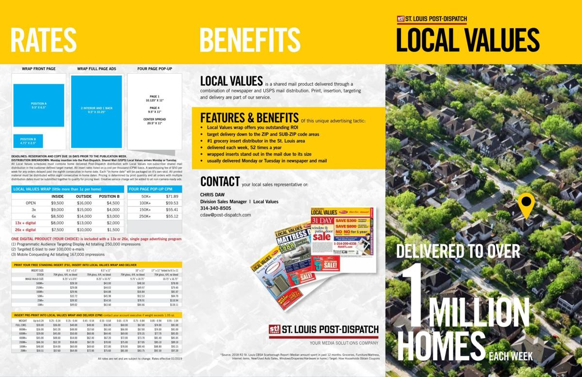 Local Values Flyer