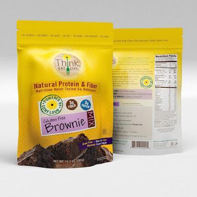 SunFlour brownie mix