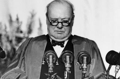 1946: Winston Churchill