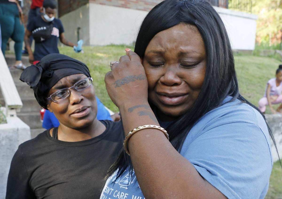 Parents talk about losing their 14-year-old son