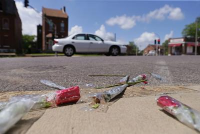 'Rose Man' killed in hit-and-run crash