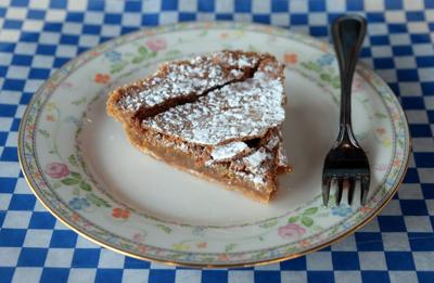 Sugarfire Pie (pie name same as restaurant)
