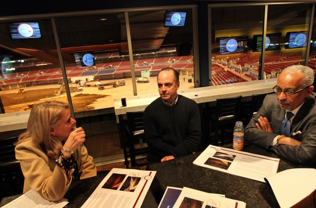CVC delivers dome plan today in effort to keep Rams in St. Louis