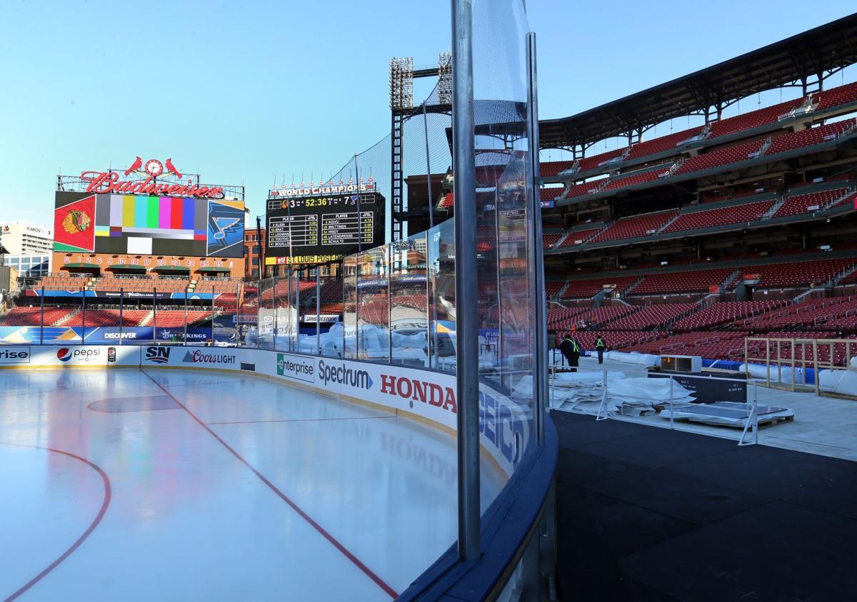 Winter Classic field takes shape