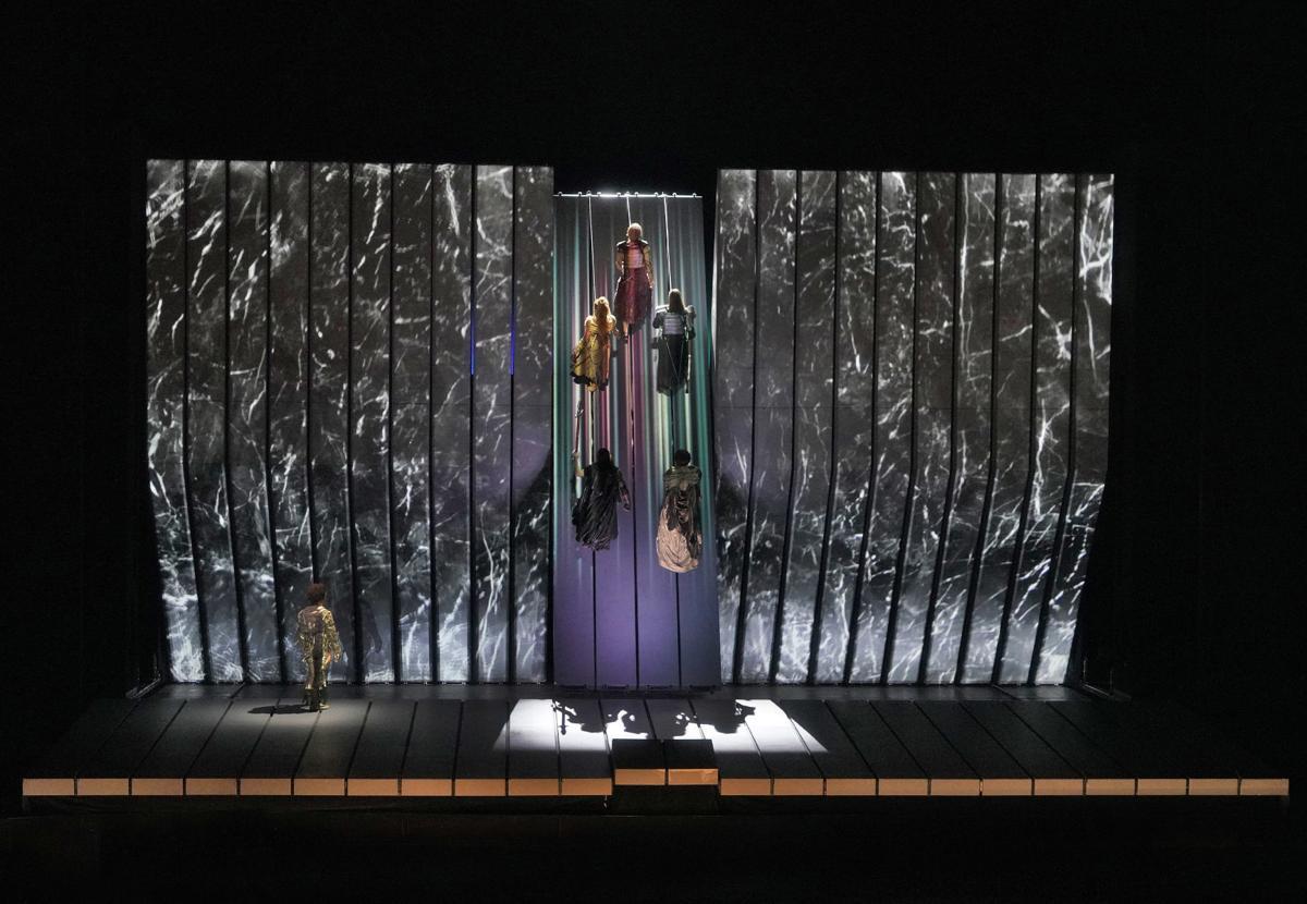 Opera Review The Metropolitan Operas Ring Cycle