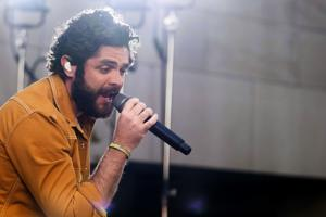 Thomas Rhett gefällt Enterprise-Center-Publikum mit pop-country-hits