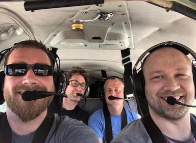 Four men die in plane crash near Carlinville