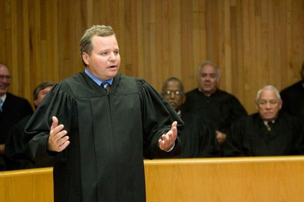 Judge Michael Cook