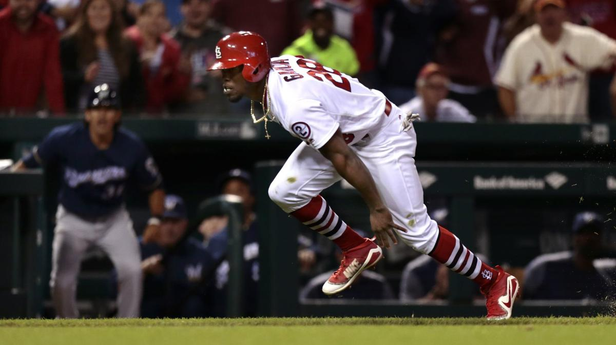 Cardinals face Brewers in final game of last homestand