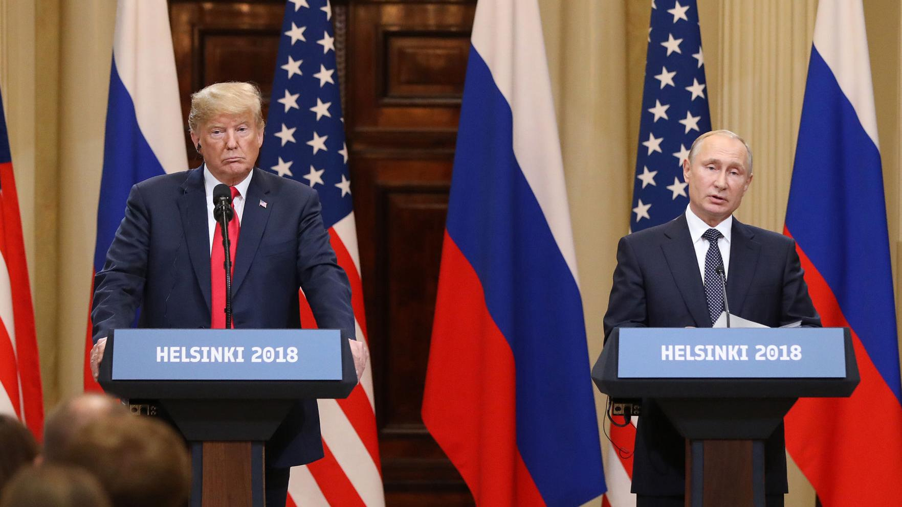 Editorial: Why does Trump still refuse to stand up to the Russian government?
