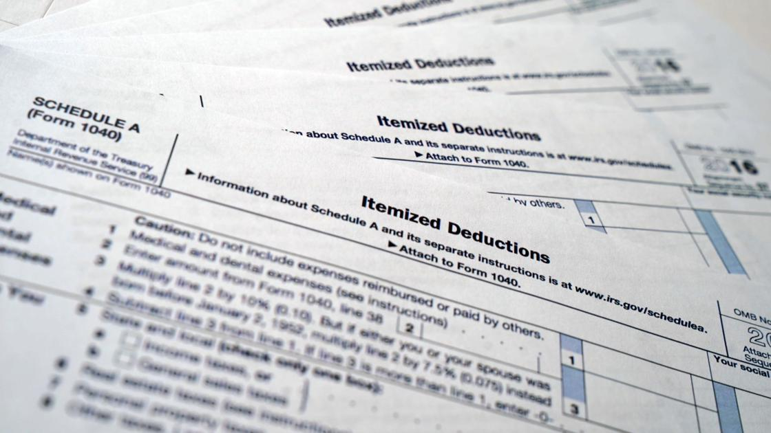 Us Taxpayers Rush To Claim Deductions Under Threat From Tax Bill