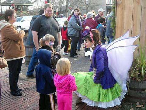 How the Sugar Plum Fairy's Christmas was saved | St. Charles ...