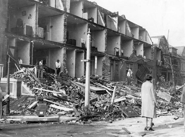1927 Tornado