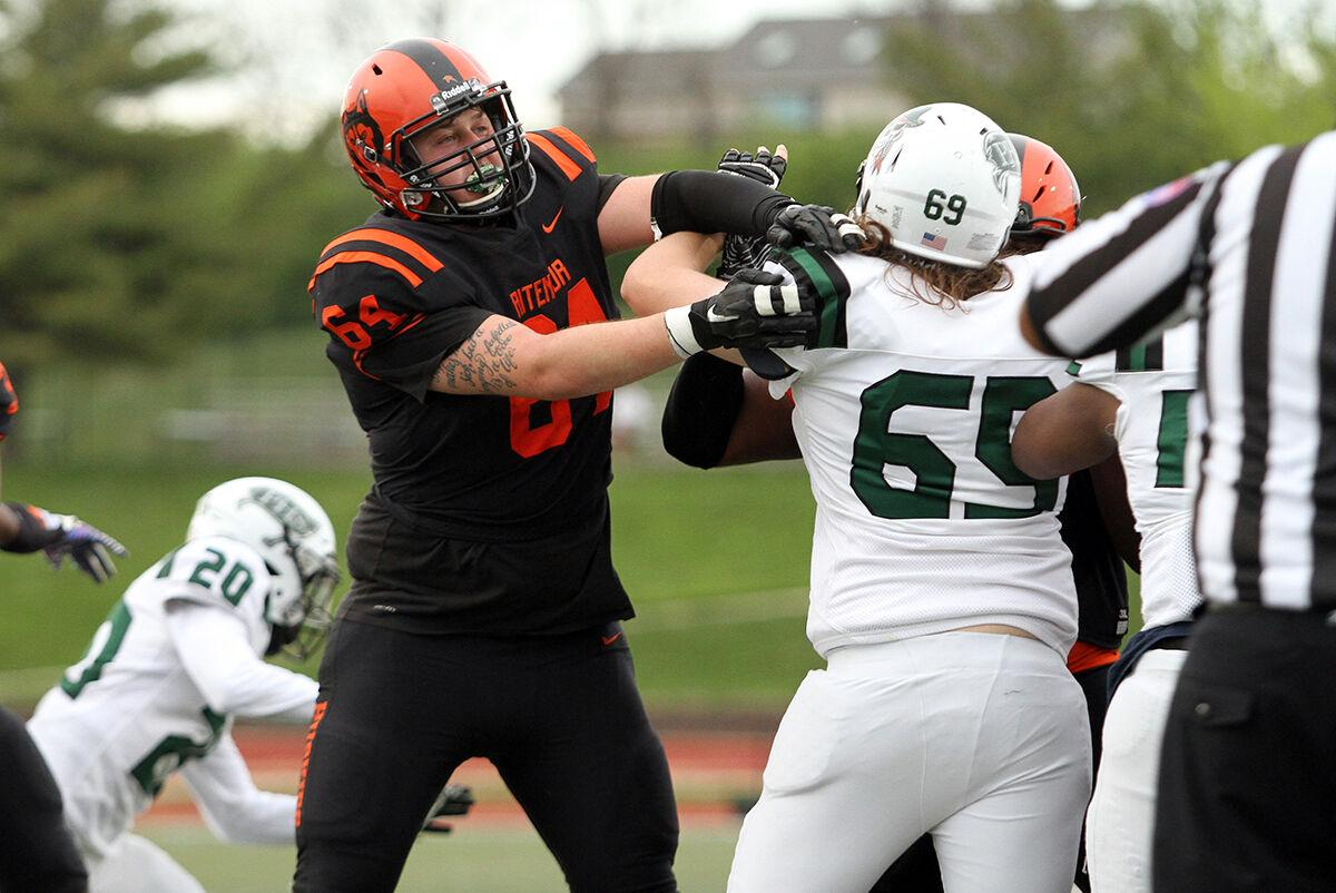 Ritenour at Pattonville Football