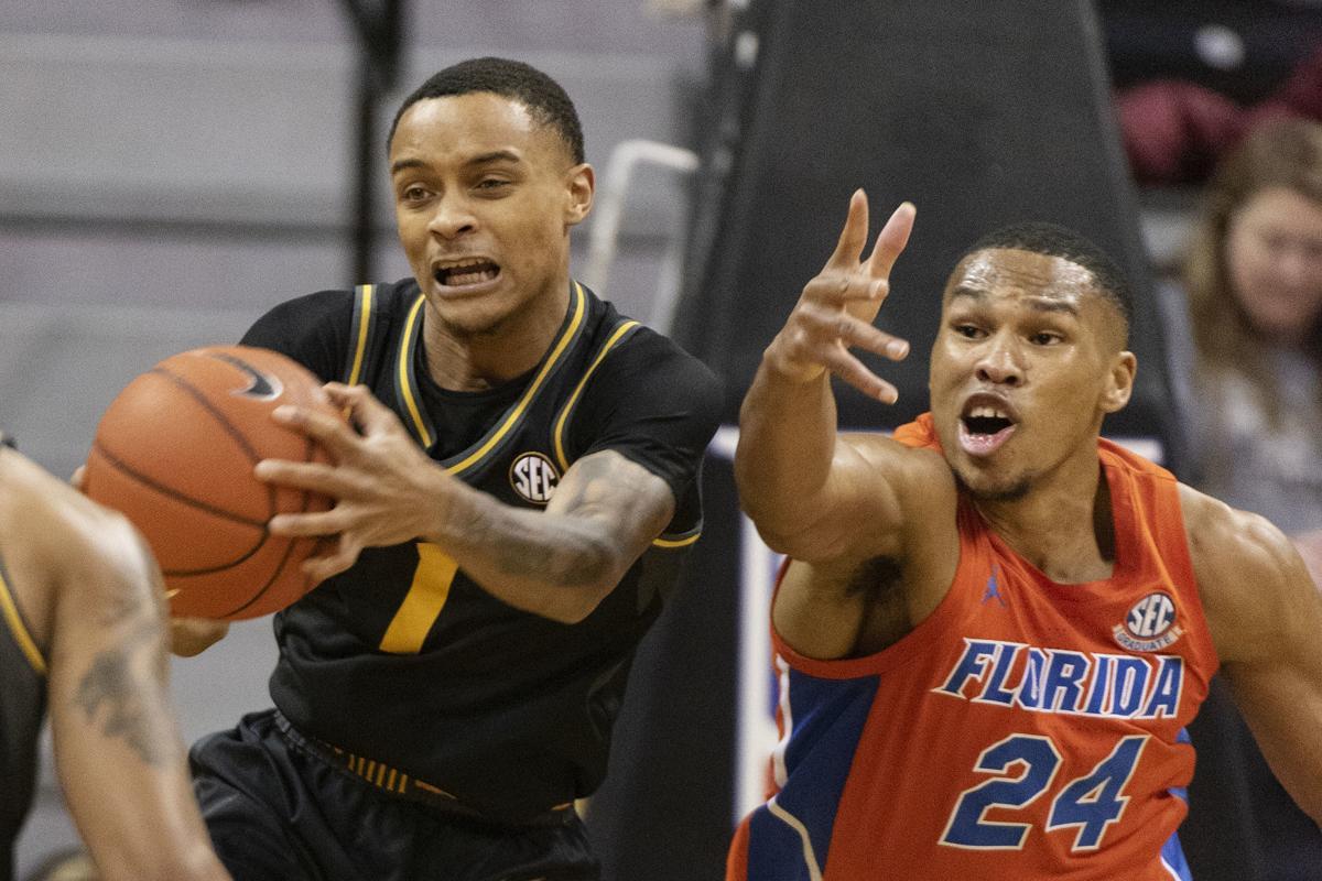 Florida Missouri Basketball