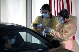 St. Louis area coronavirus δοκιμή αύξηση, αλλά πιο άρρωστοι άνθρωποι ακόμα δεν μπορώ να δοκιμαστεί