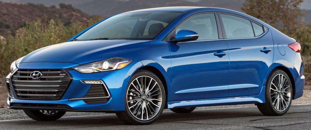 hyundai accent blue 2018. contemporary 2018 2017 hyundai elantra sport sedan on hyundai accent blue 2018