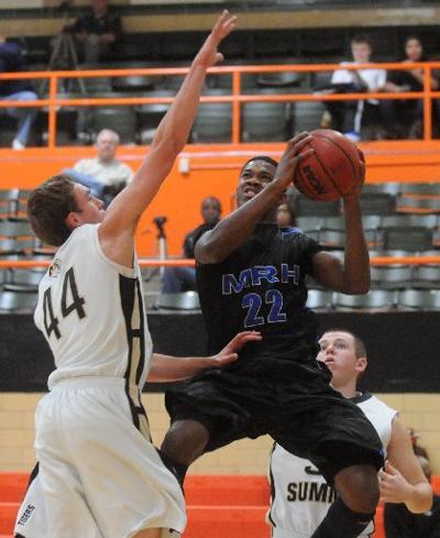 Kahlid Hagens, Maplewood basketball
