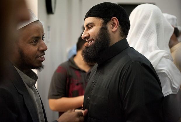 Ballwin imam memorizes Quran
